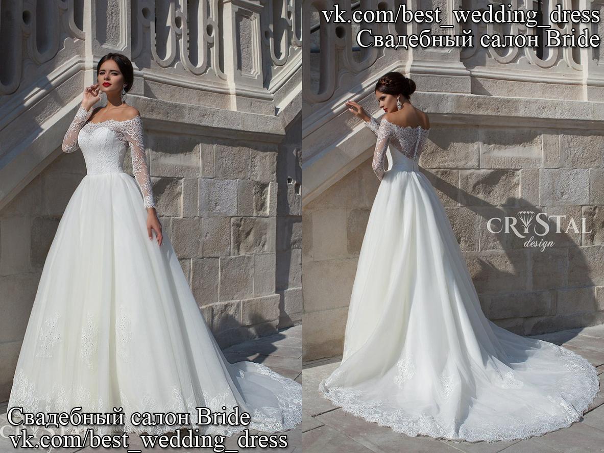 Весільна сукня Virginia CR · 25.05.2015 Весільна сукня Virginia Дизайнер   Crystal Сілует  Пишна 87e2b4ea542f2